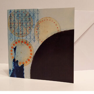 Bletchley Park inspired greetings card